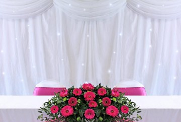 wedding venue dressing led light curtain