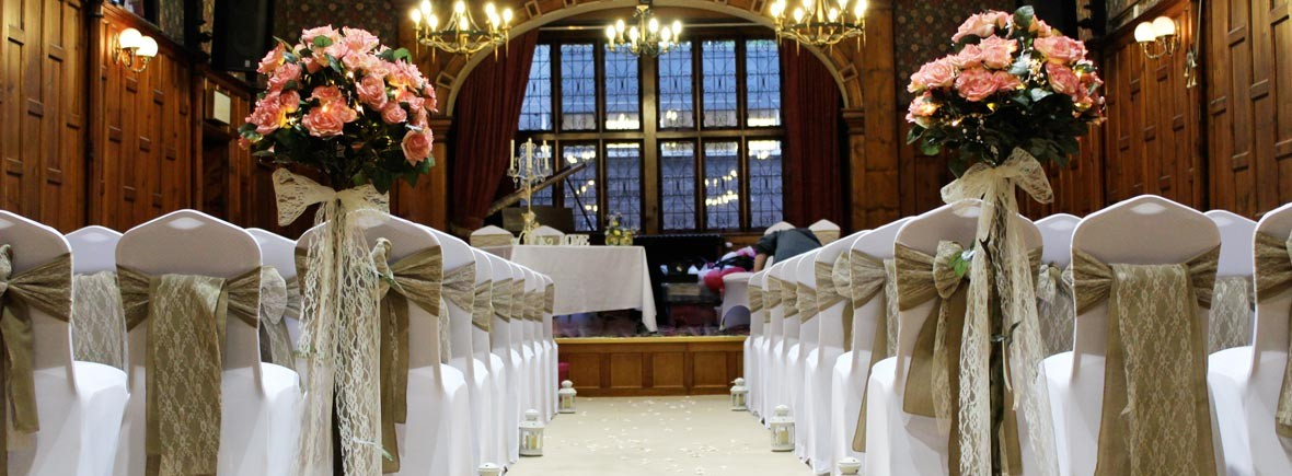 wedding and special occasion chair covers