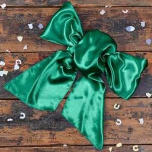 green-bow