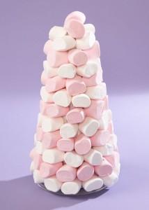 marshmallow cone
