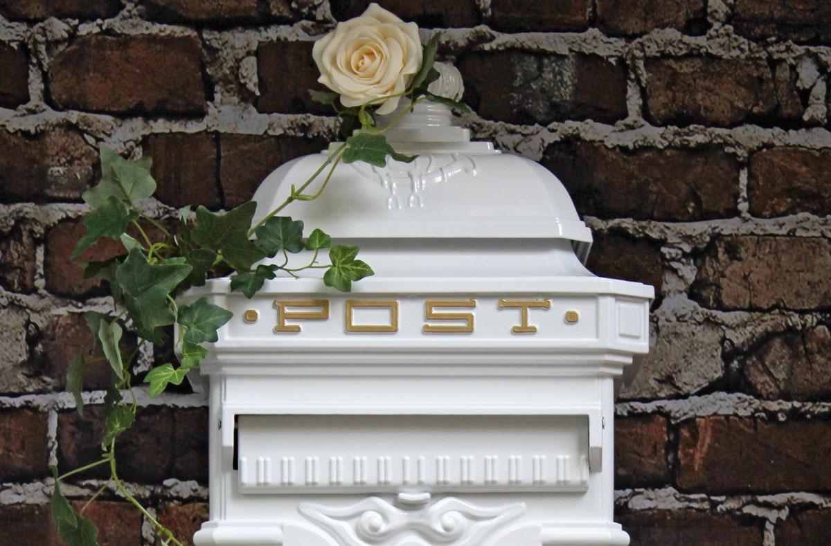 Wedding Gift Post Box: Wedding Post Box And Lockable Gift Safe