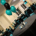 teal-and-black-chair-covers