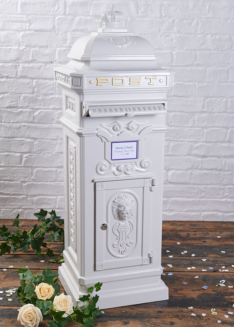 Wedding Post Box And Lockable Gift Safe