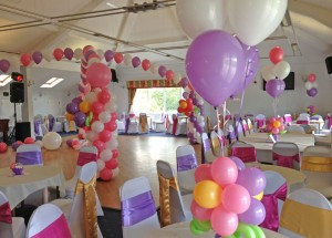 wedding party packages